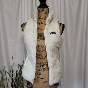 Patagonia Fleece Full Zip-Up Vest
